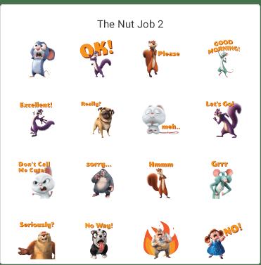 Kika Android Keyboard App - Free Keyboard Themes, Emoji, Emoticon